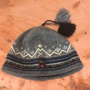 Dale of Norway wool hat
